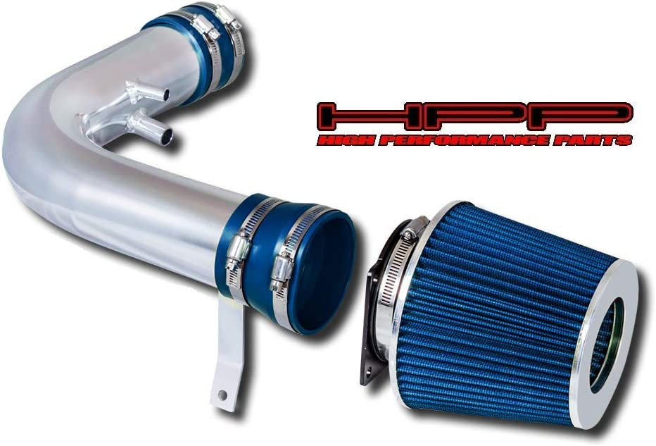 BLACK Cold Air Intake Induction Kit Heat Shield 97-99 F250 Navigator 5.4L V8