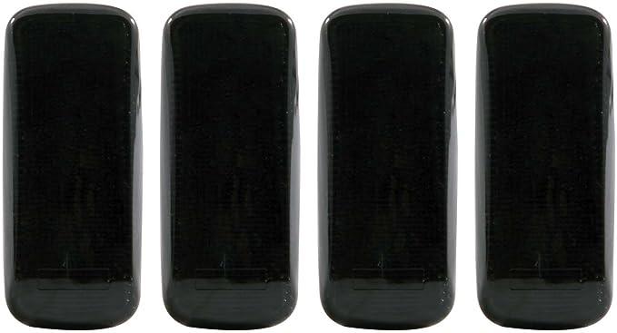 AnzoUSA 861105 Red//Smoke//Amber LED Fender Light for Dodge RAM