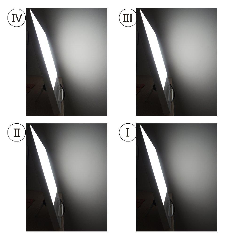 EnjoyNaturalSunLifeC Seasonal Affective Disorder Energy Light Lamp For Sad Depression With Customizable Daylight/Blue Intensity&Mode,Full Spectrum-10,000Lux Daylight/200Lux BlueLight Therapy Light Box by EnjoyNaturalSunLifeC (Image #8)