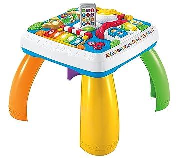a1ec6e63e392 Fisher-Price Mattel DRH34 Bilingual Learning Table Bilingual Multi ...