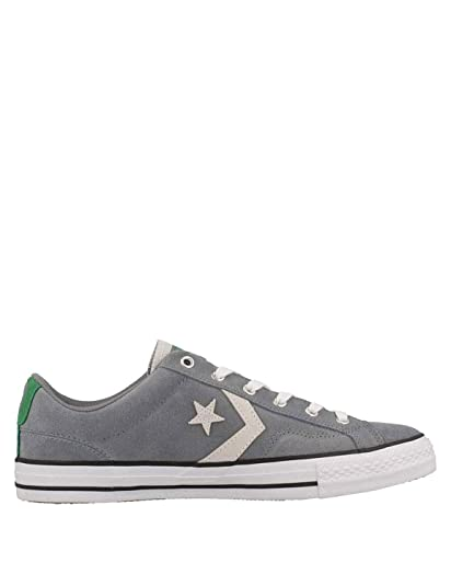 663b44ef0e7d Amazon.com  Converse Men s Star Player Ox Suede Trainers