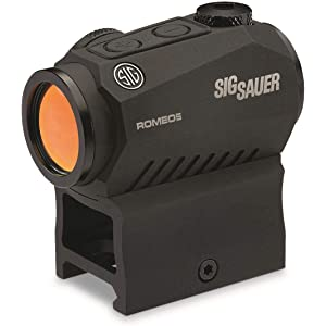 Sig Sauer SORS2001 Romeo5 1x20mm Compact 2 Moa Red Dot Scope Sight