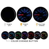 GlowShift Tinted 7 Color 30 PSI Turbo Boost