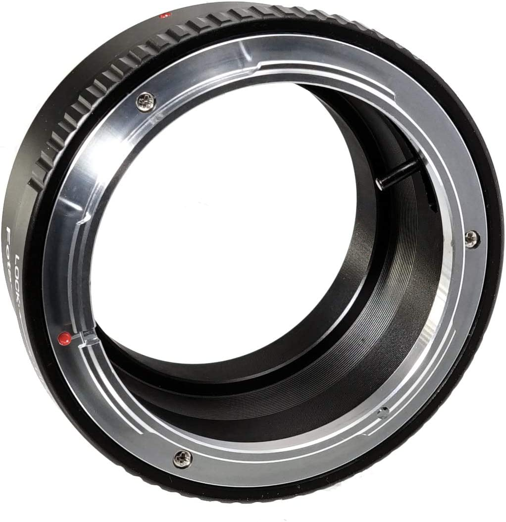 FD to E-Mount fits Sony NEX-5T NEX-6 NEX-7 a3000 a3500 a5000 a5100 a6000 a6100 a6300 a6400 a6400 a6500 a6600 Fotasy Canon FD Lens to Sony E-Mount Adapter Canon FD Adapter to E Mount
