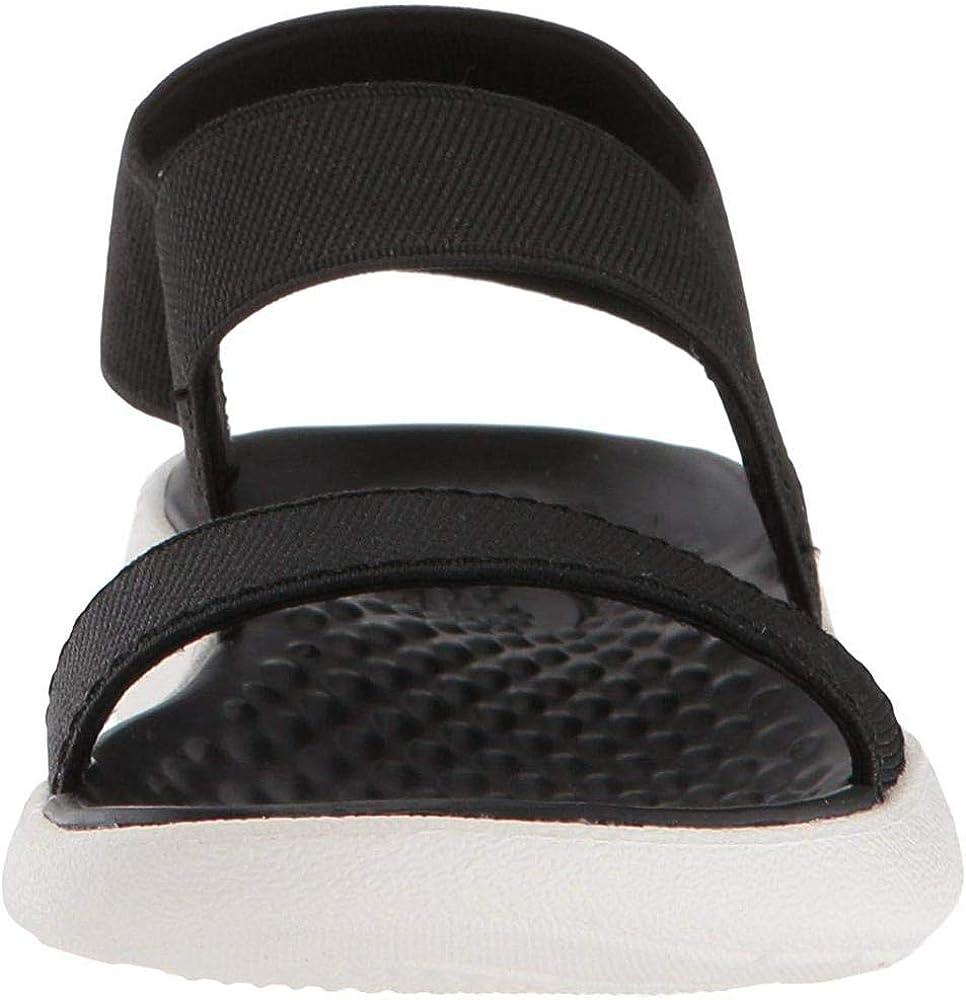 Sandalias con Punta Abierta para Mujer Crocs Literide Sandal W