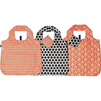 Rockflowerpaper Blu Bag Reusable Shopping Bags 2 Pack