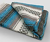 Best Sanyork Fair Trade Picnic Blankets - Yoga Mexican Blanket Throw - Beautiful, Bright Review