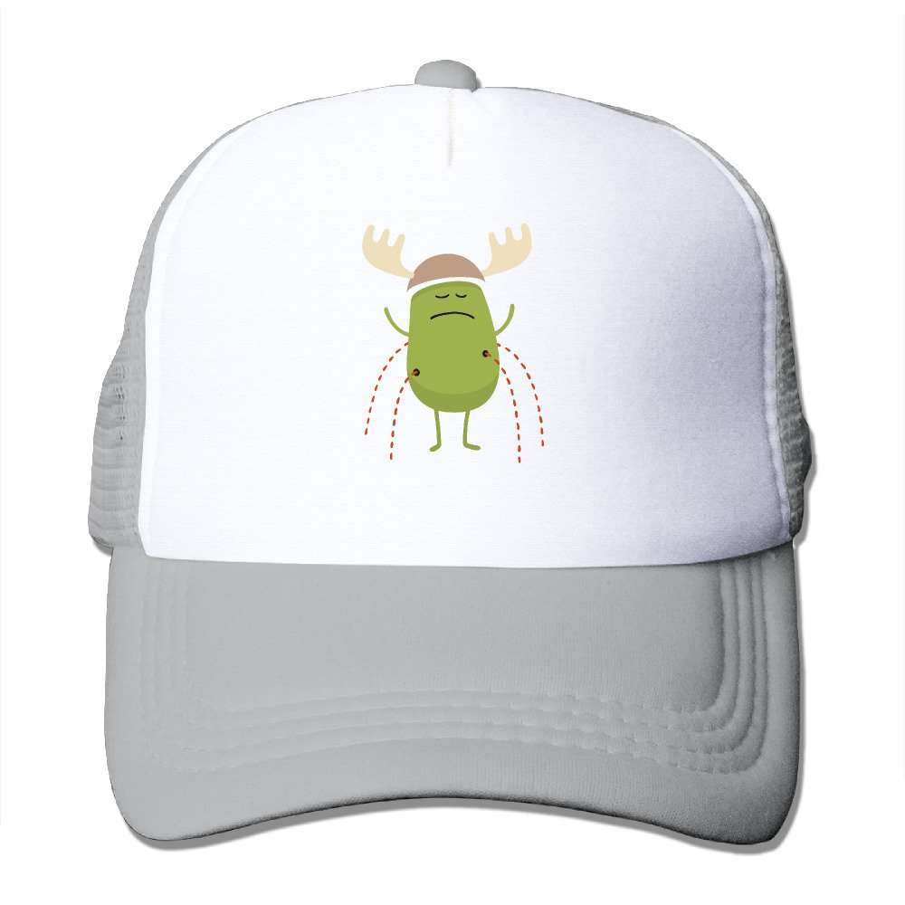 Discovery Wild - Dumb Ways To Die - Adjustable Trucker Hat Cap