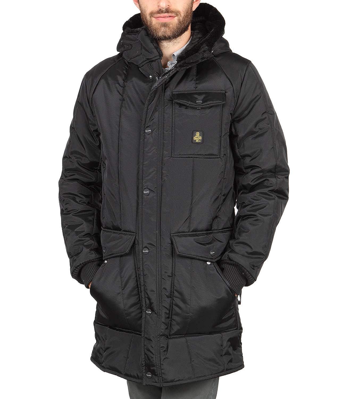 TALLA Small (Tallas De Fabricante:Small). RefrigiWear Original Abrigo para Hombre