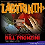 Labyrinth: The Nameless Detective, Book 6 | Bill Pronzini