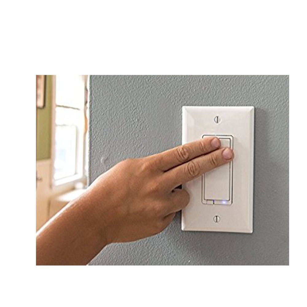 Zwp Z Wave Add On Auxiliary Switch For Three Way And Four Smart Here Is How Switches Should Be Wired Lighting Control Not A Standalone Works With Dimmer Or Off
