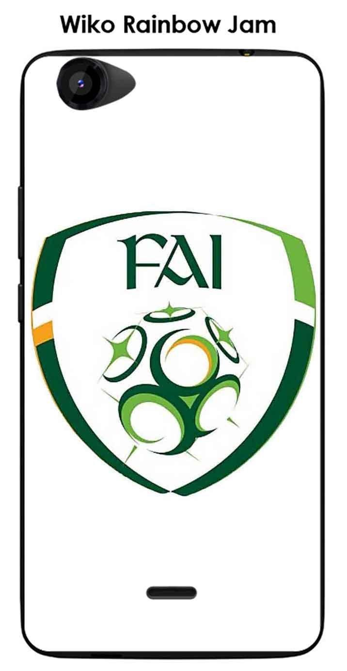 Onozo Carcasa para Wiko Rainbow Jam Design Foot Irlanda ...