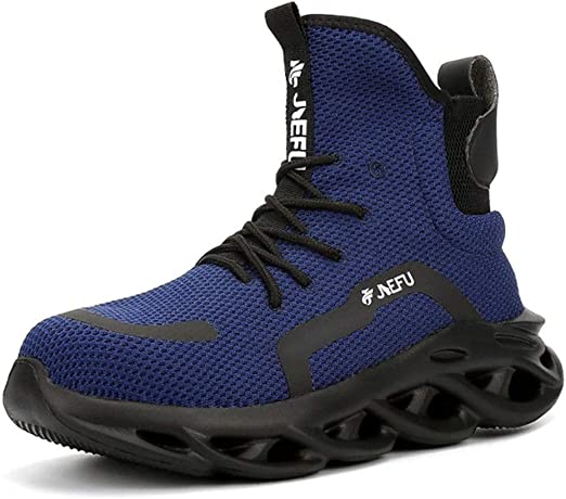 Steel Toe Boots for Mens Womens, Winter