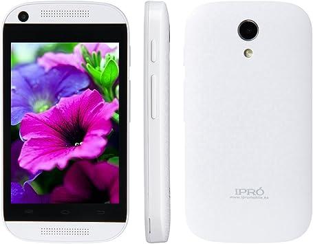 iPro 9355 a 3,5 Pulgadas HD Smartphone Android 4.4 3 G WCDMA mtk6571 Dual Core 512 M RAM 4 G ROM setzte Funda Doble cámaras (Unlocked Mobile Phone 3 Colors): Amazon.es: Electrónica
