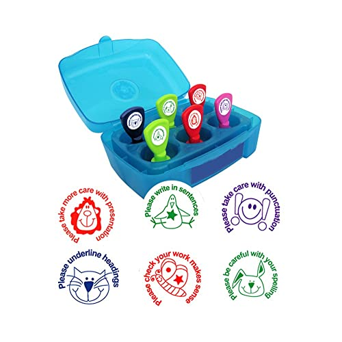 Teacher Stamps Primary Marking Set