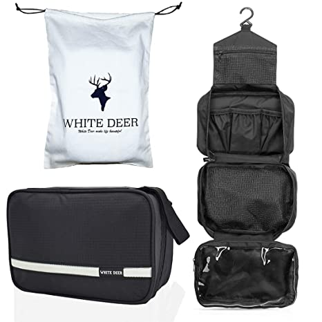 d717f6a5b83f Hanging Toiletry Bag Waterproof