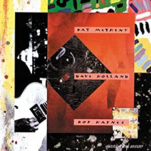 Pat Metheny - Question & Answer - Amazon.com Music
