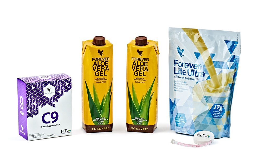 New Forever Clean 9 - Ultra Vanilla by Forever Living