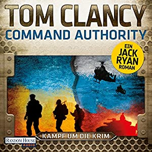 Command Authority Hörbuch