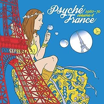 Psyché France, Vol. 4 (1960 - 70) de Various artists en Amazon ...