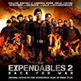 The Expendables 2: Back For War by O.S.T. (2012-11-09)