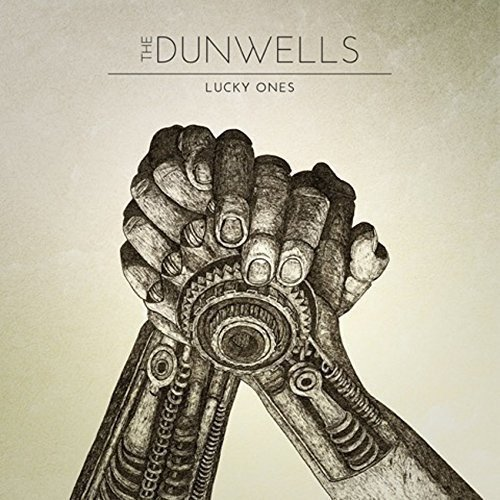 CD : The Dunwells - Lucky Ones (United Kingdom - Import)