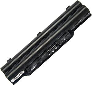 Hubei 11.1V 5200mAh FPCBP250 FMVNBP186 FMVNBP189 FMVNBP194 Laptop Battery for FUJITSU LifeBook A530 A531 AH42/E AH530 AH530/3A AH531 FPCBP250AP CP477891-01 CP478214-02