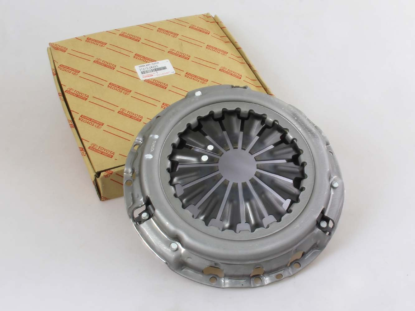 New Clutch Cover Assy 10.2