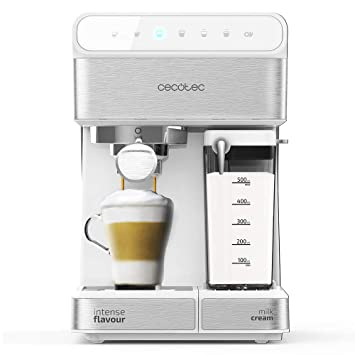 Cecotec Power Instant-ccino 20 Touch Serie Bianca Cafetera Expresso Blanca: Amazon.es: Hogar