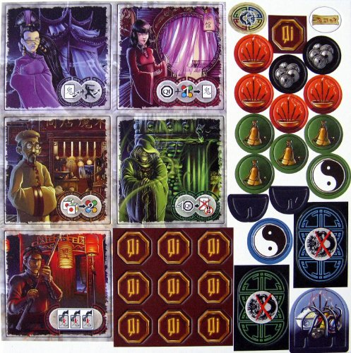 asmodee juego de mesa ghost stories