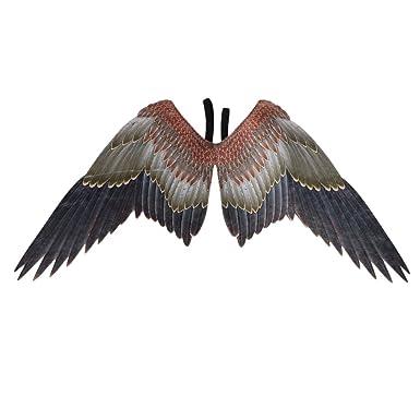 Funnygals - Disfraz de alas de Hada de ángel para Adultos, Disfraz ...