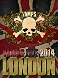 Vamps - Vamps Live 2014: London (Type A) [Japan BD] UIXV-10004
