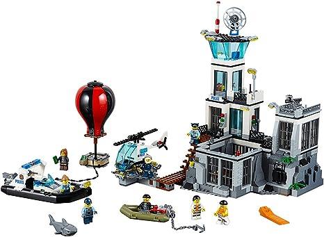 Lego Prison Island 60130