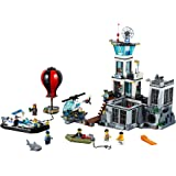 LEGO City Police Prison Island 60130 Building Toy