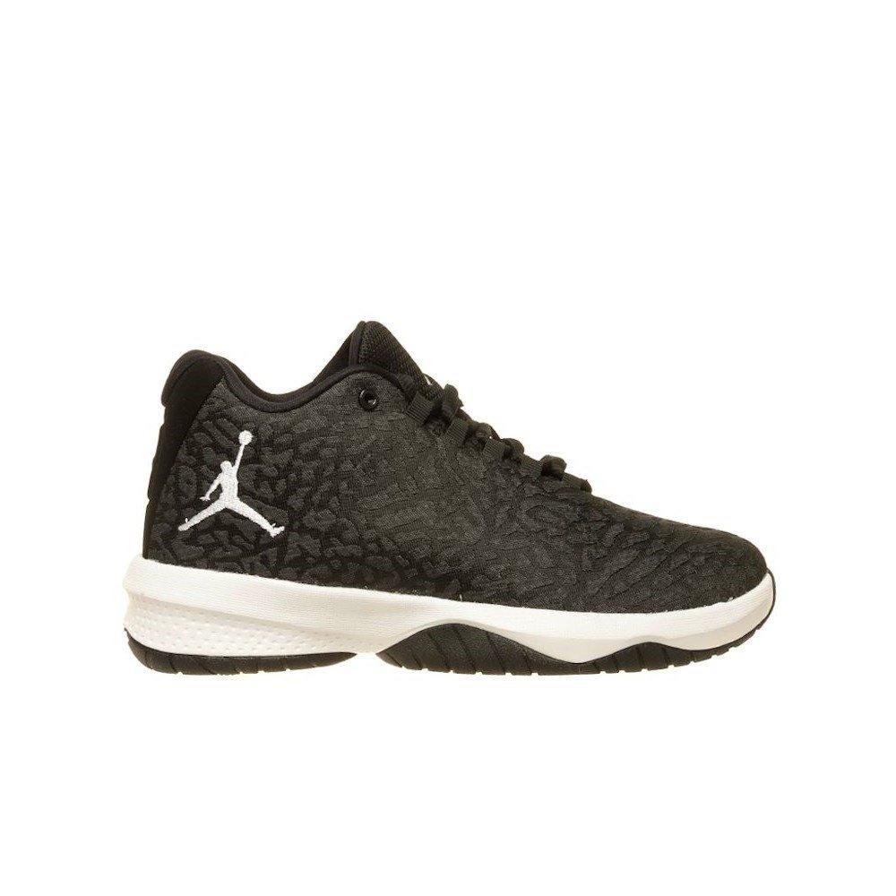 Nike Jordan B Fly BG - 881446009 - Color Black-White - Size: 6.5 by NIKE