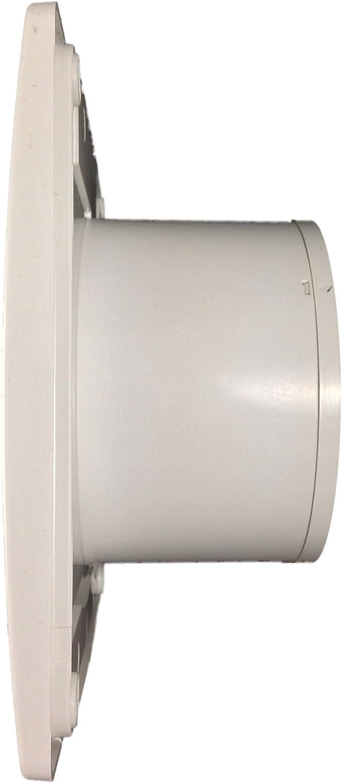 Vortice MF 100//4 Blanco Ventilador Blanco, Techo, 85 m/³//h, 31 dB, 15 W, 230-240 V, 50 Hz