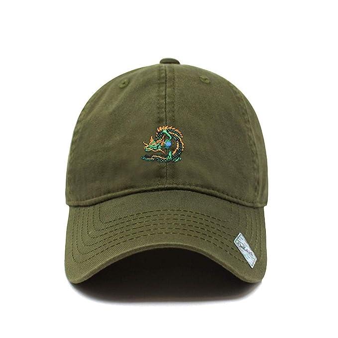ded4794d79b Amazon.com  Dragon Ball Design Dad Hat