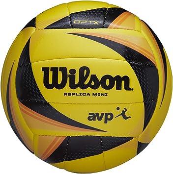 Wilson WTH10020XB Balón de Voléibol, Optx Avp Vb Replica Mini ...