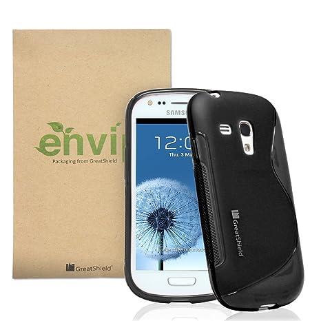 ddda9620208 Greatshield GS03116 Funda Negro funda para teléfono móvil: Amazon.es:  Electrónica