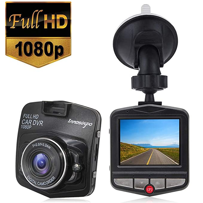 dash cam full hd 1080p car dashboard camera dvr driving: amazon co uk:  camera & photo