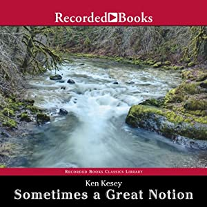 Sometimes a Great Notion Audiobook