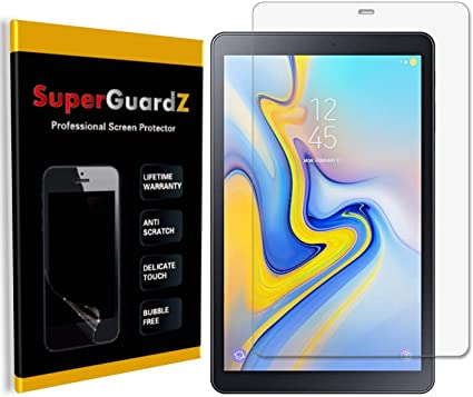Matte 2018 Screen Protector for Samsung Galaxy Tab A 10.5 3X Anti Glare