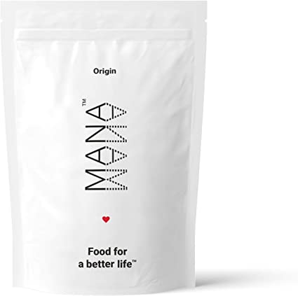 Mana Powder es un alimento 100 % completo a nivel ...