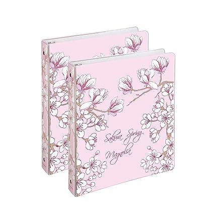 amazon com comix 2 pack letter size heavy duty premium designer 3