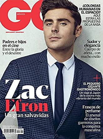 GQ Mexico June 1, 2017 issue