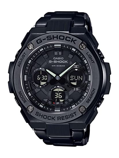 "Amazon.com: Reloj ""G Shock"" de Casio acero ..."