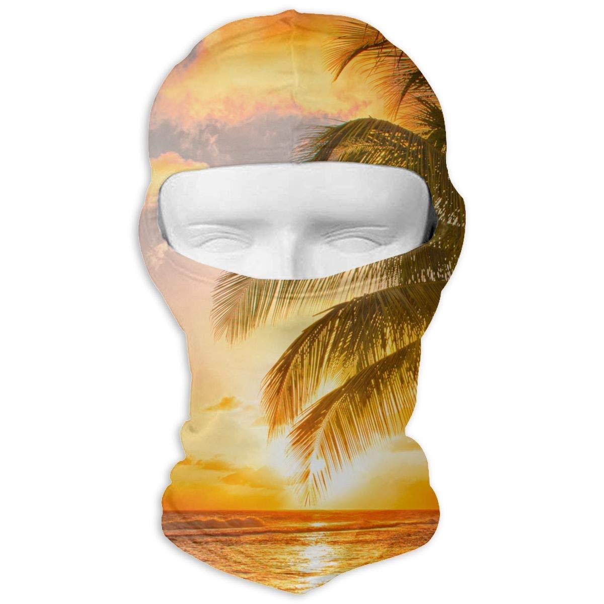 Bufanda de protección solar Sombreros Máscara de esquí Tropical ...