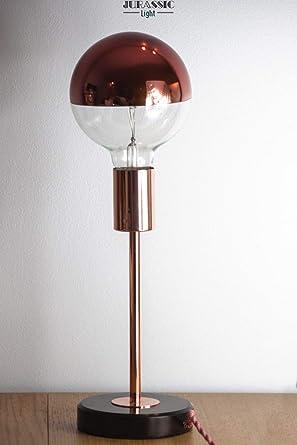 Lámpara modelo ROD COPPERAmazon de esIluminación pie WED2IH9