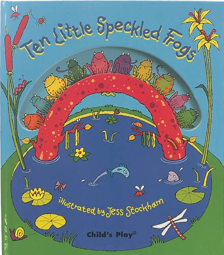 Ten Little Speckled Frogs (Activity Books S)