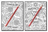 Psalms Coloring Book: An Adult Coloring Book with
